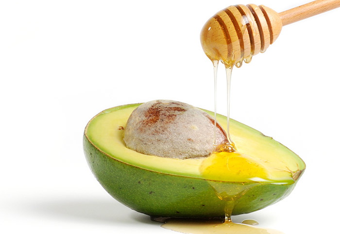 Rejuvenating Avocado And Honey Pack
