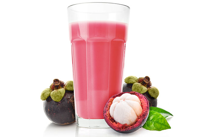 Simple And Quick Mangosteen Juice