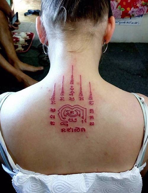 Thai Tattoo Designs