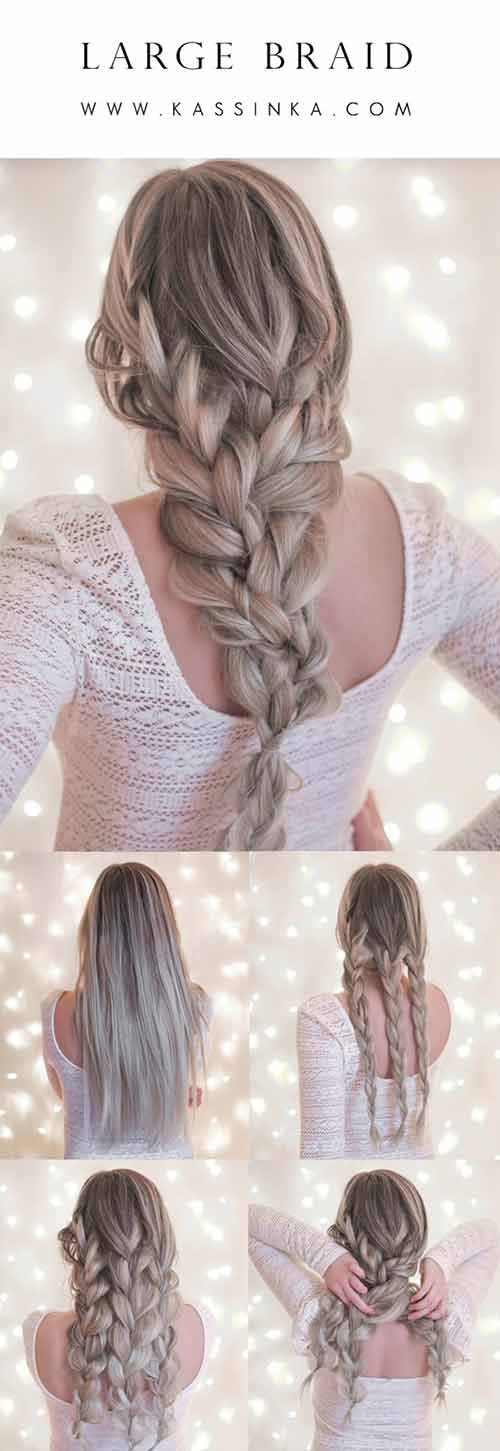 The Large Braid