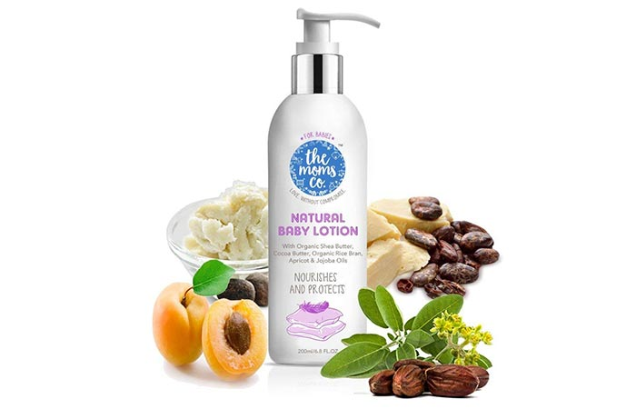 The Moms Co. Natural Baby Lotion