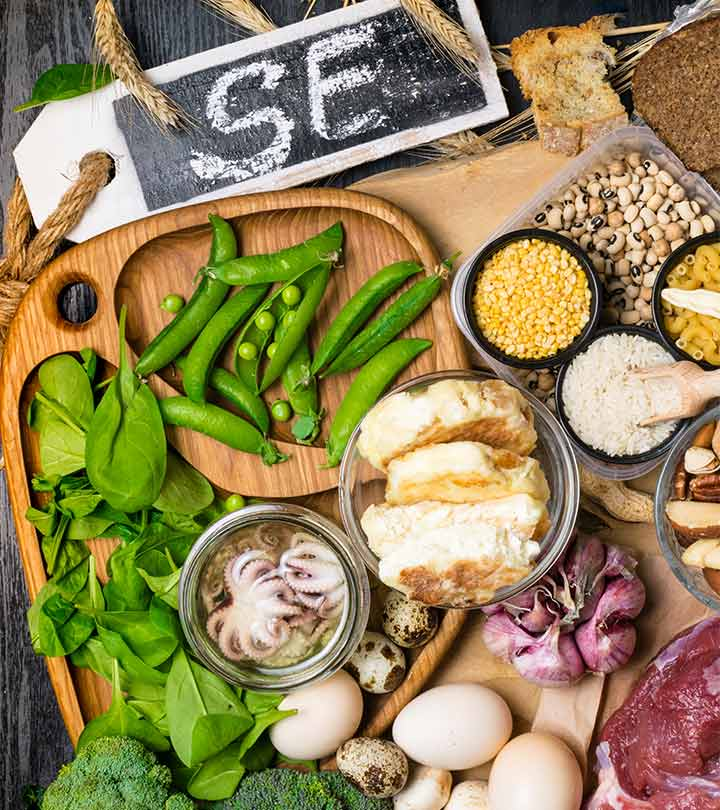 Top 10 Dietary Sources Of Selenium – A Trace Element