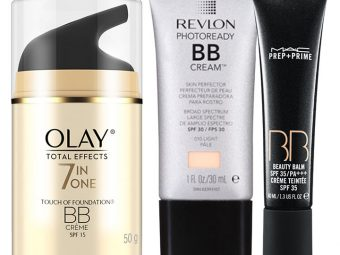 Top 15 BB Creams In India