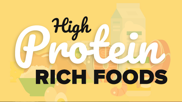 Top 48 High Protein Foods You Should Include In Your Diet