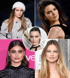 52 Most Beautiful Women in the World