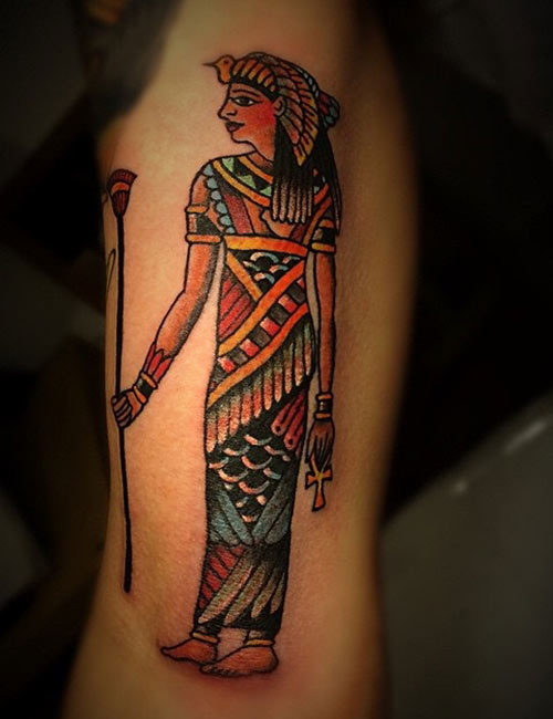 Egyptian Tattoo Designs And Meanings
