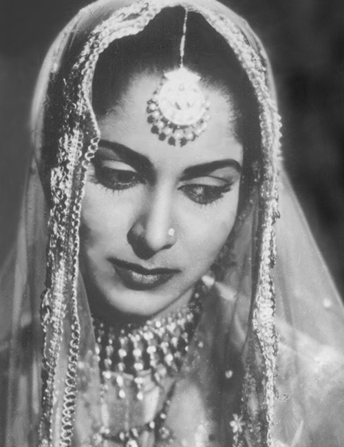 Waheeda Rehman - Gorgeous Indian Actress
