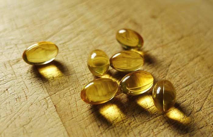 (a) Vitamin E For Dry Skin