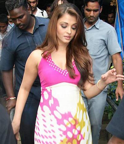 aishwarya rai pregnant pictures