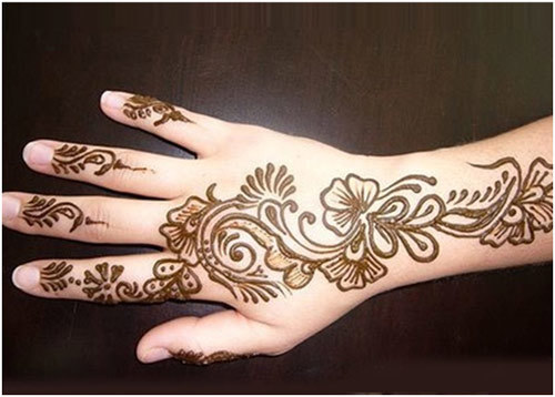 Mehndi Hands Designs : Bombay style mehendi designs best of 15 weetnow