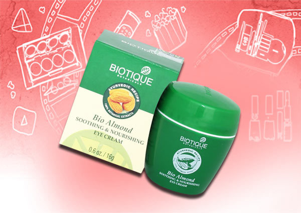 biotique bio almond soothing