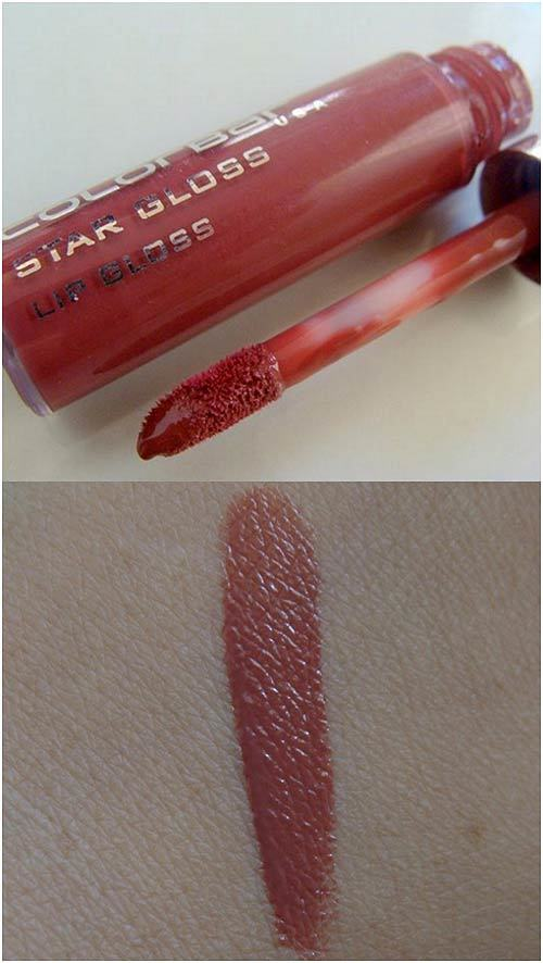 colorbar star shine lip gloss