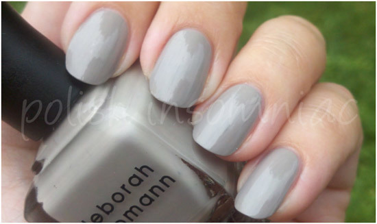Pinit Grey Sounds Quite Strange When We Talk Of Nail Polish Colours