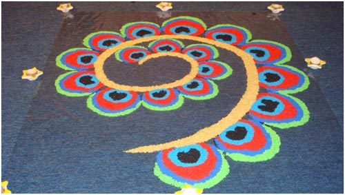 design of rangoli