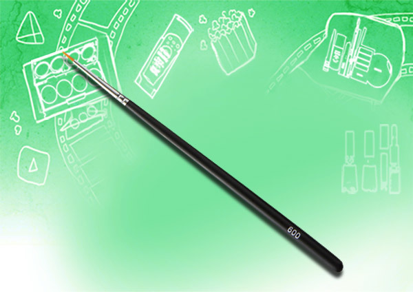 eyeliner brush mac