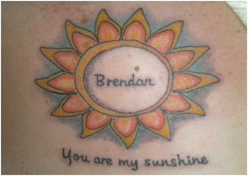 Best Sun Tattoo Designs Our Top 10 Picks