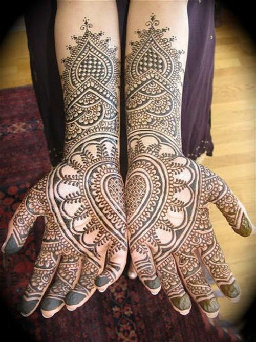 10 Intricate Rajasthani Mehndi Designs To Inspire You