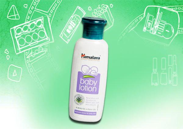 himalaya baby lotion