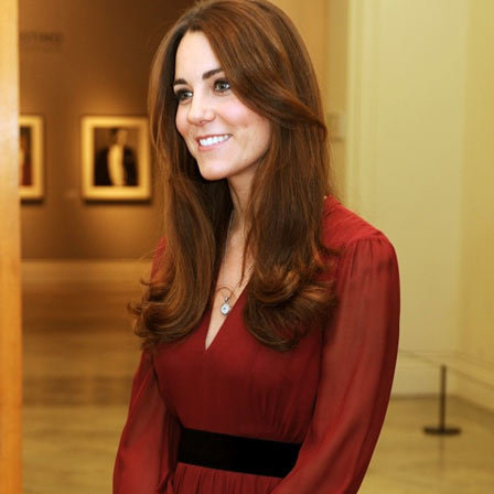 kate middleton beauty routine