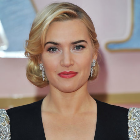 Kate Winslet's Beautiful Face