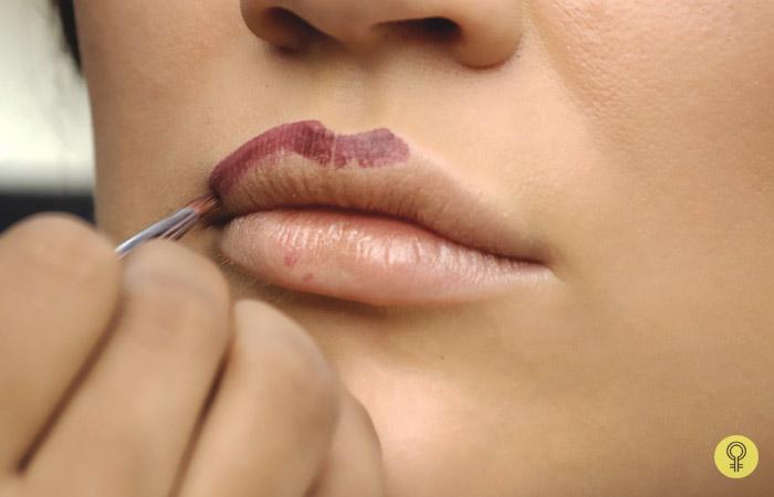 Fill In The Color - Black Lipstick
