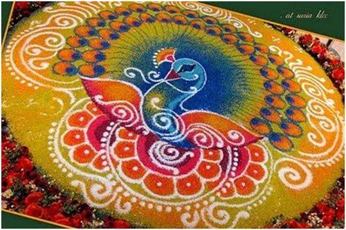 peacock designs