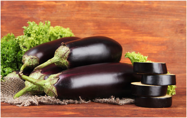 skin benefits of eggplant