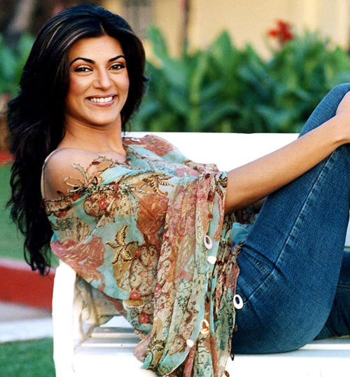 sushmita sen makeup tips
