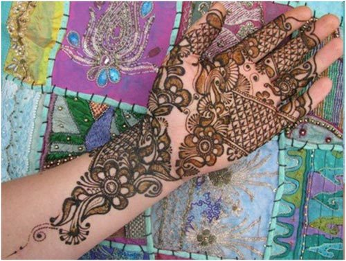 unique mehndi designs