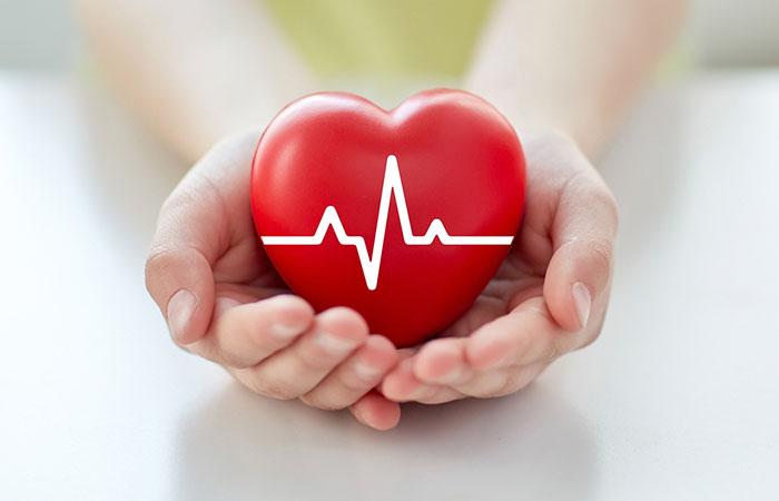 1. Boost Cardiovascular Health