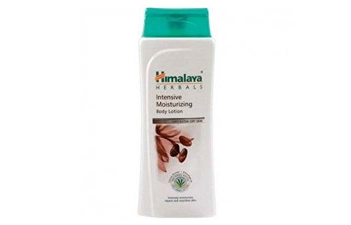 Body Lotions For Dry Skin - Himalaya Herbals Intensive Moisturizing Body Lotion