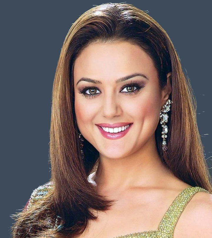 10 Pictures Of Preity Zinta Without Makeup