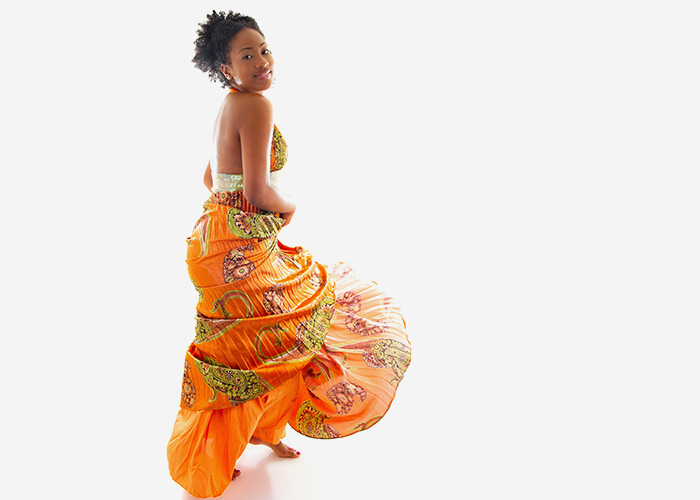 10. African Dance
