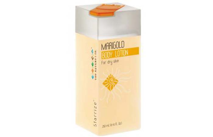 10. The Nature's Co Marigold Body Lotion