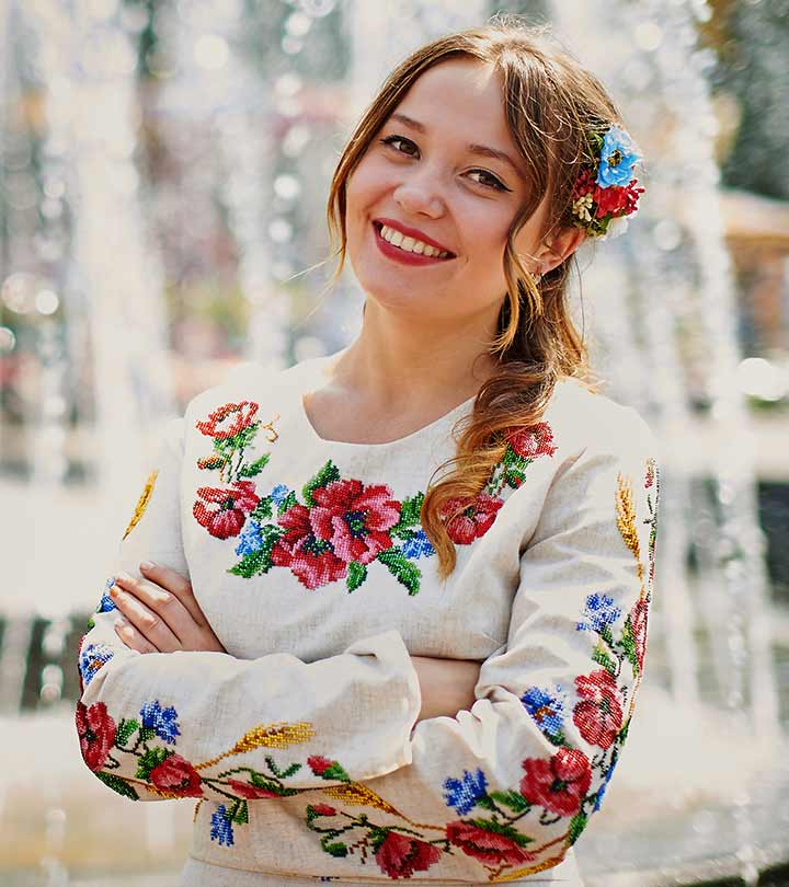 Beauty Of Ukraine Women
