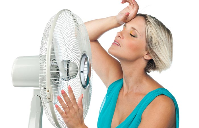 12. Provides Relief From Heat