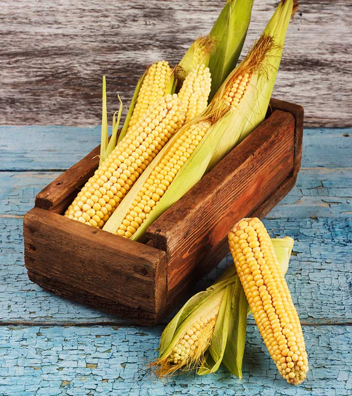13 Amazing Benefits Of Sweet Corn For Skin And Hair