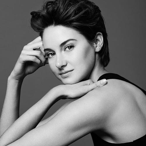 Shailene Woodley - Most Beautiful American Girl