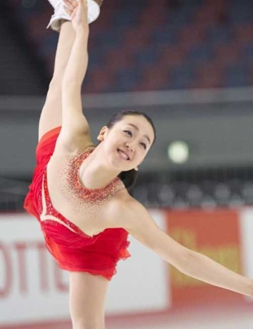 Cute Japanese Girls - Mao Asada