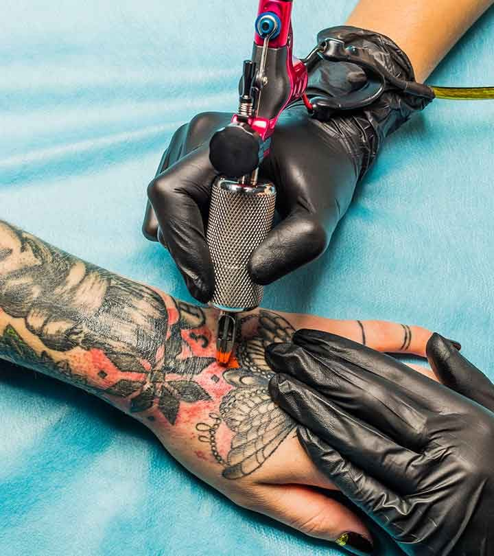 Best Places To Get Your Tattoo In Kolkata - Our Top 10