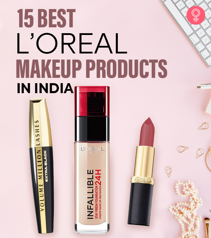 15 Best L'Oreal Makeup Products In India – 2020