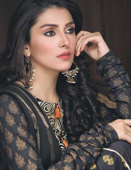 Most Beautiful Woman in Pakistan - 15. Ayeza Khan