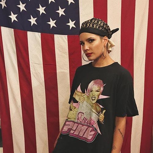 Halsey - Beautiful American Girl