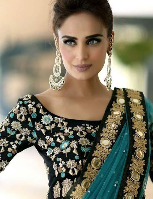 Beautiful Women in Pakistan - Mehreen Syed