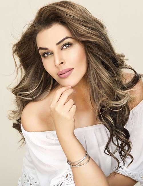 Most Beautiful Ladies in Pakistan - 17. Sana Bucha