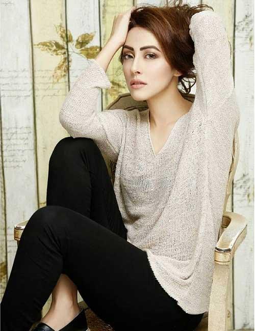 Most Beautiful Women of Pakistan - Ainy Jaffri
