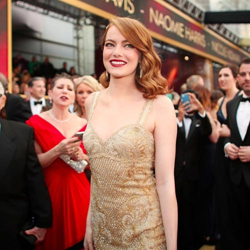 Emma Stone - Most Beautiful American Girl