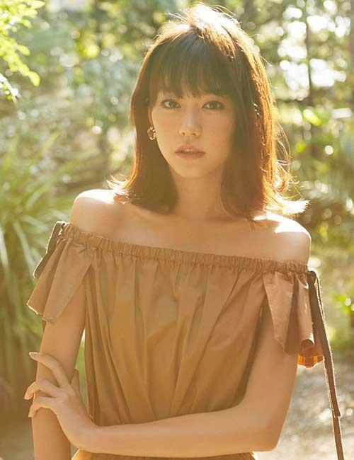 Cute Japanese Girls - 2. Mirei Kiritani