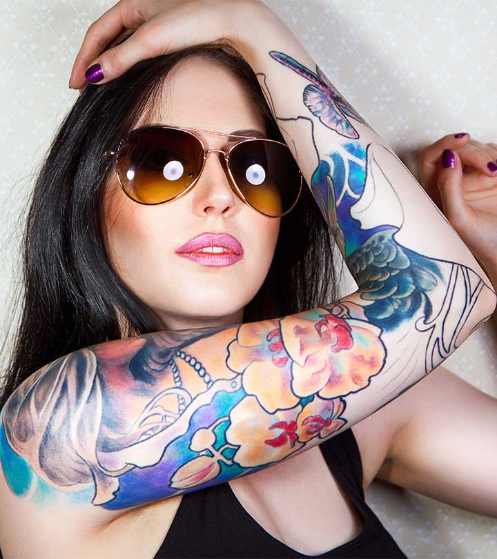 20 Best 3D Tattoo Designs and Inspiration For Women