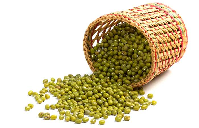 Mung Beans - Purine-Rich Foods